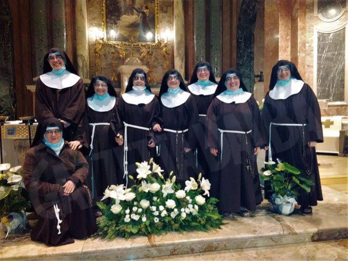 """Il """"SI"""" di suor Agnese proclamato oggi al Santuario della Madonna dei Firori di Bra 2"""