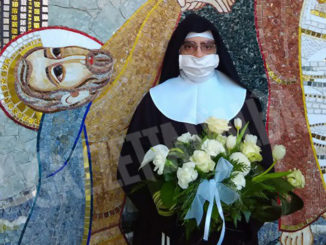 """Il """"SI"""" di suor Agnese proclamato oggi al Santuario della Madonna dei Firori di Bra 7"""