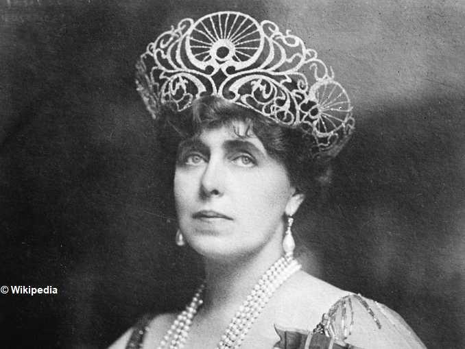 Maria di Sassonia-Coburgo-Gotha regina di Romania