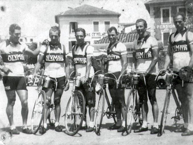 Mollo Giro d'Italia 1940
