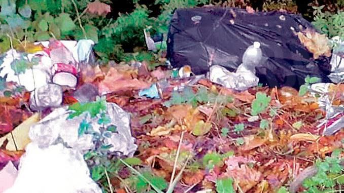 Montaldo: sentinelle ecologiche e sindaco contro le discariche abusive