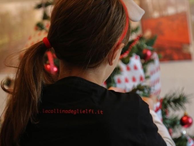 Natale con gli elfi