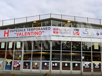 Covid: a Torino, apre domani l'ospedale al parco del Valentino