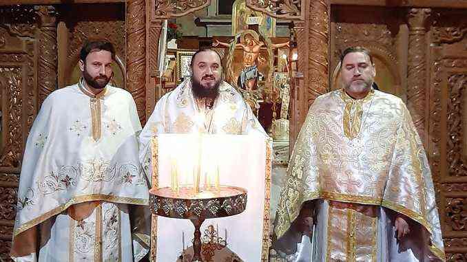 Proseguono le celebrazioni per la comunità ortodossa di Bra 1