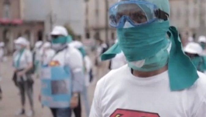 Protestano infermieri Piemonte, subito 3.500 assunzioni