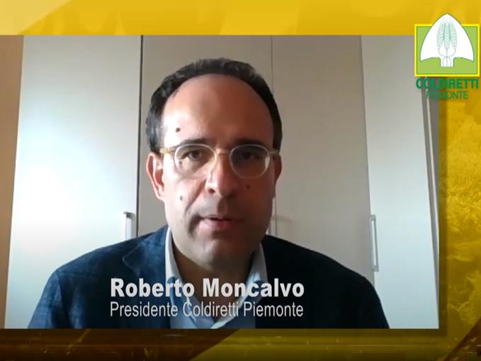 Roberto Moncalvo Coldiretti Piemonte