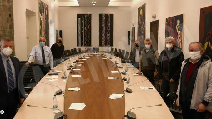 I sindaci di Ceva, Garessio e Ormea presentano lo studio sul bacino del Tanaro alla fondazione Crc