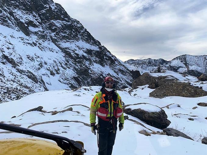 Soccorso Alpino e Speleologico Piemontese Valle Gesso