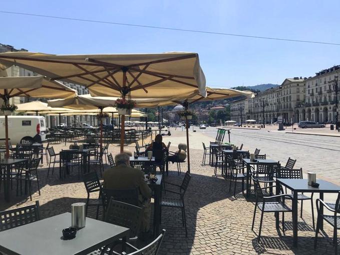Torino – Piazza Vittorio Veneto