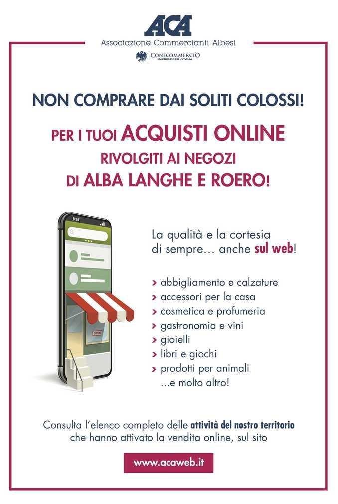 Vendite Online locandina