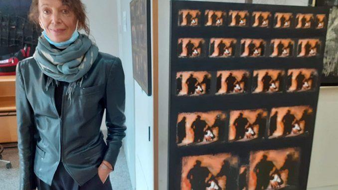 """Esposizione dell'artista Vivina Gonella dal titolo """"Universo Donna"""", per la Giornata Internazionale eliminazione della Violenza Contro le Donne"""