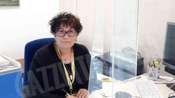 Lilla Vullo, direttrice dell'ufficio postale di corso Langhe riceverà la stella al merito del lavoro