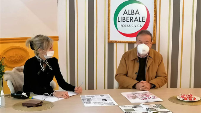 Il gruppo di Alba Liberale ha in contrato il dottor Giovanni Monchiero, ex direttore generale dell'Asl Cn2