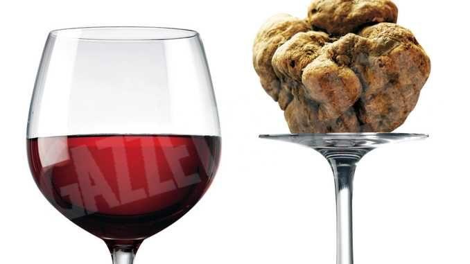 Merenda sinoira d'autore: dialogo virtuale tra tartufi, vini e ingredienti della cucina del Piemonte