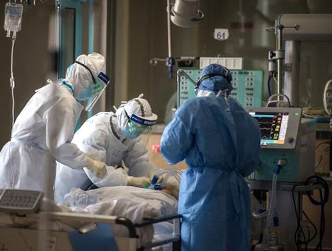 coronavirus-letto-ospedale-personale-sanitario