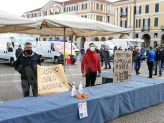 I venditori ambulanti della Granda chiedono di poter lavorare 1