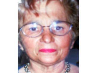 Corneliano: addio alla storica fioraia Faustina Fanfano