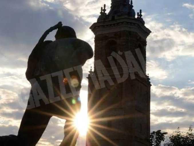Furto della statua del vignaiolo: una condanna a 4 anni e mezzo