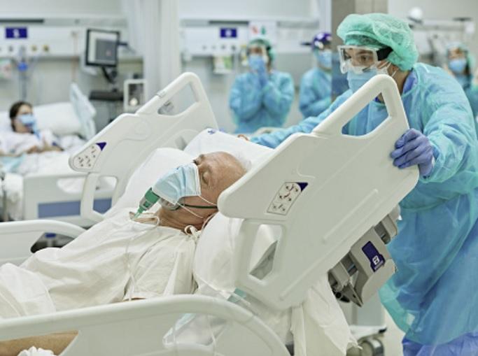 ospedale covid personale sanitario