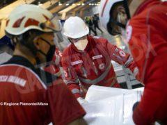 Ospedale Covid a Torino Esposizioni, prosegue il montaggio dei 458 posti letto 1