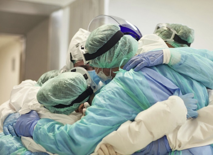ospedale personale sanitario covid