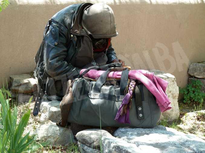 senzatetto poverta