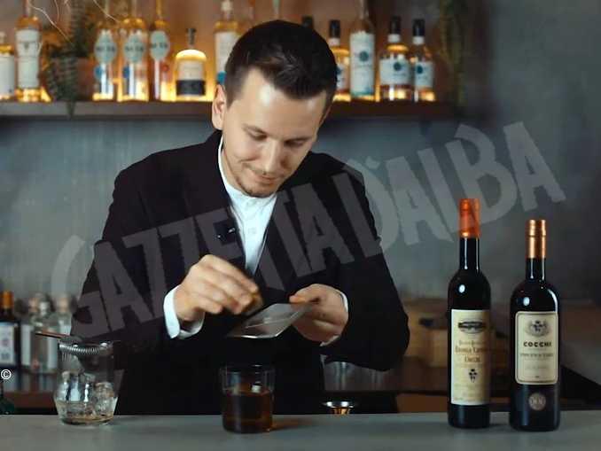 tartufo cocktail