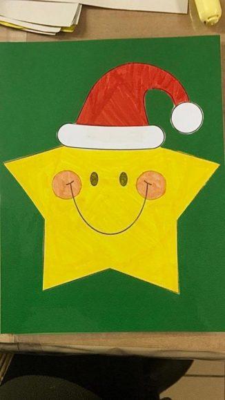 260 biglietti di Natale per i ricoverati di Verduno dai bambini della primaria di Ceresole d'Alba 10