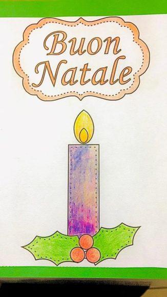 260 biglietti di Natale per i ricoverati di Verduno dai bambini della primaria di Ceresole d'Alba 9