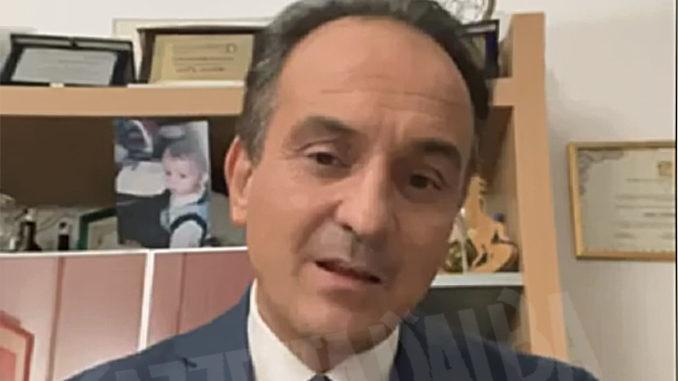 Il presidente della Regione Piemonte Alberto Cirio sulla scomparsa di Dino Sanlorenzo