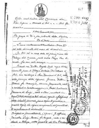 Il Consorzio dell'Asti e del Moscato d'Asti compie oggi 88 anni