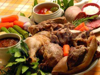Giornate del bollito misto, le fiere astigiane si organizzano con i piatti a domicilio