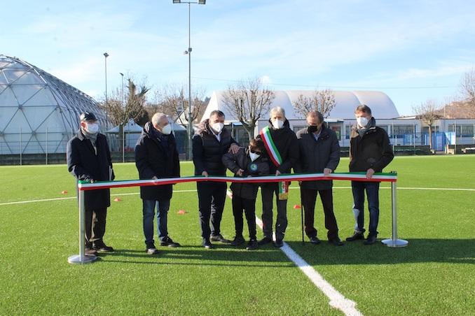 Campo da Calcio Saglietti