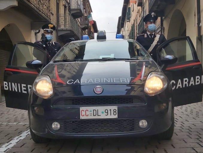 Carabinieri Carmagnola