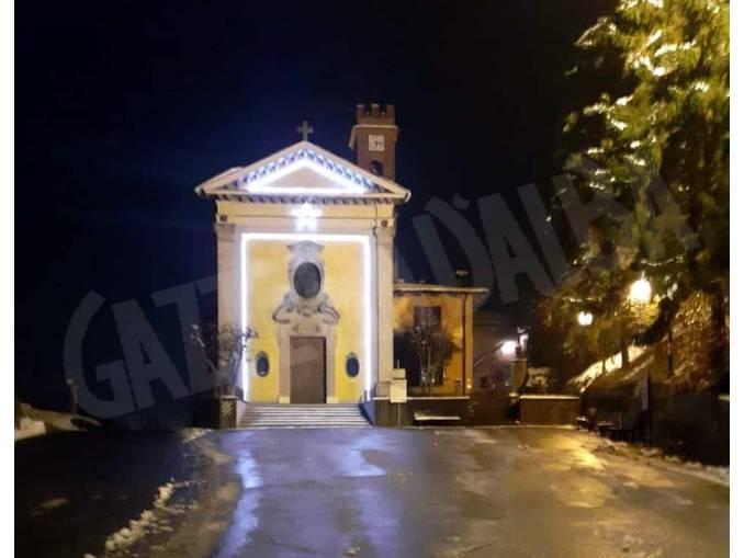 Corneliano santuario castellero
