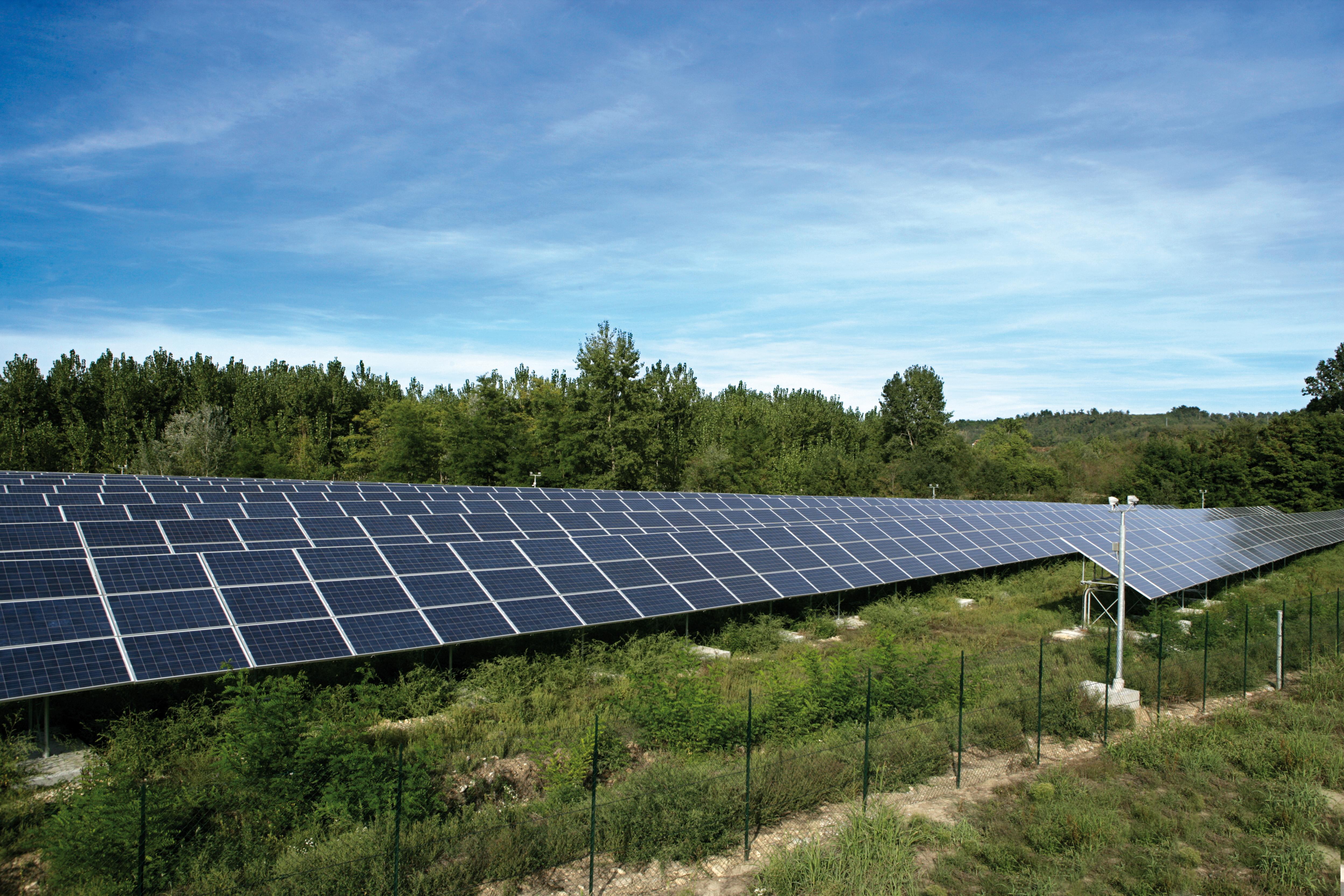 Fotovoltaico principi acaja