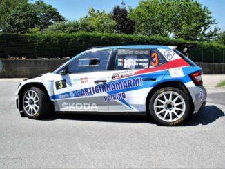 Il rally del Grappolo di San Damiano d'Asti guarda già al 2021