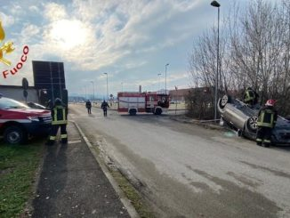 Incidente in Valle Belbo tra Nizza Monferrato e Canelli