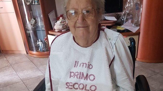 Cossano Belbo piange la centenaria Ines Trinchero