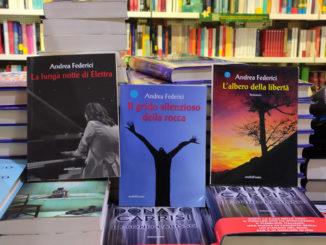 Andrea Federici incontra i lettori da Crocicchi-Mondadori book store sabato 19 dicembre 1