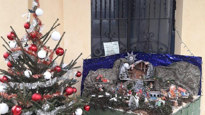 Montaldo Roero: in frazione Tarditi gli abitanti realizzano albero e presepe