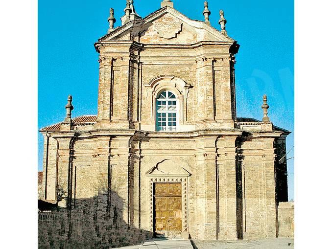 Murazzano santuario