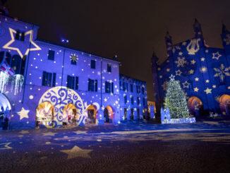 Alba: un'illuminazione da record per piazza Duomo grazie a Egea, Comune e Borgo San Lorenzo 1