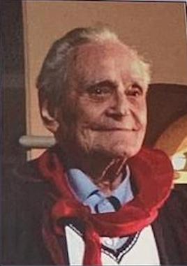 È morto il partigiano Pietro Gianoglio di Fossano