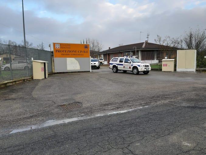 Protezione civile Piemonte