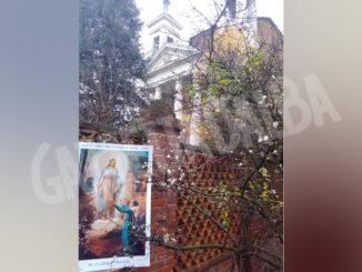 Festa dell'apparizione al santuario di Bra il 29 dicembre