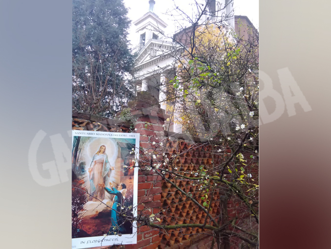 Santuario Madonna dei fiori Bra
