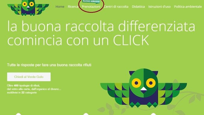 Alba: i conferimenti nelle isole ecologiche si possono prenotare online