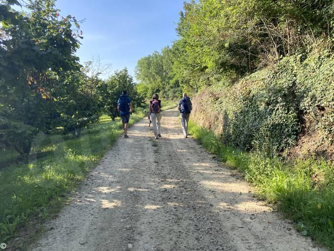 Torino-Savona a piedi 2