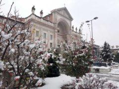 Le foto della prima nevicata stagionale 19